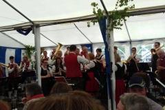 Vatertagsfest in Wolfertschwenden 2018