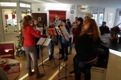 Weihnachtsständle Jungmusiker 2016